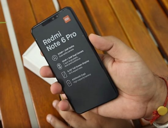 redmi note 6 pro review