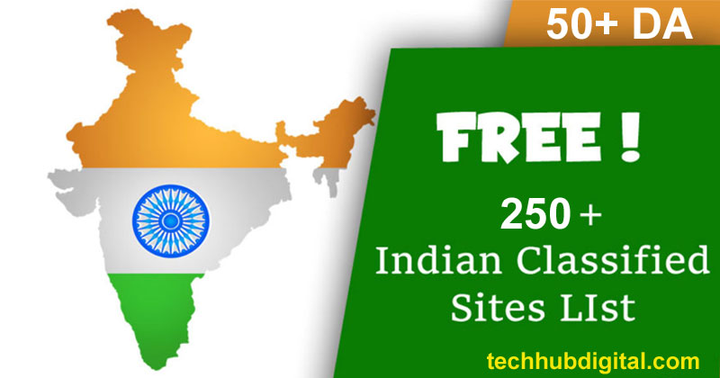 List of Free Classified Sites in India