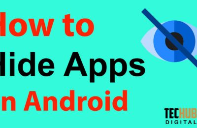 How to Hide Apps on Android & iPhone