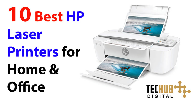 10 Best HP Laser Printers & Wireless for Home, Office and Business
